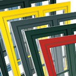Farben Alu-Vorsatzschale