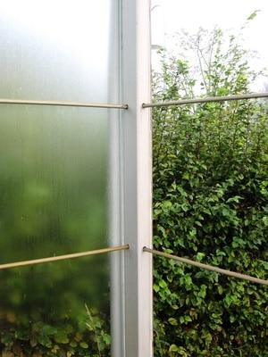 Beschlagenes und unbeschlagenes Fenster © BettinaF PIXELIO www.pixelio.de