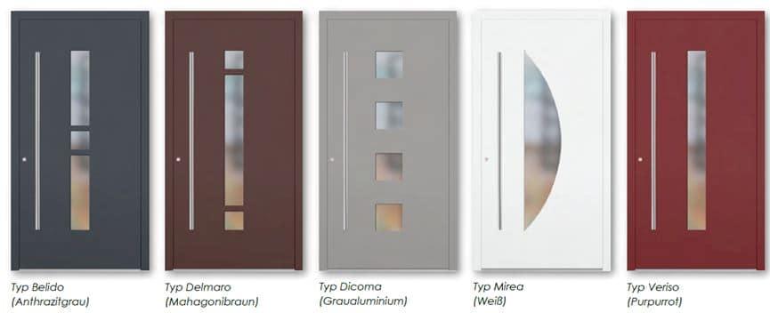 HaustUren Holz Denkmalschutz ~ Die ideale Haustür zur Fenster Fassade unsere aktuellen Haustüren