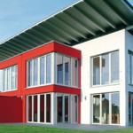 Innovative Kunststoff-Alu-Fenster