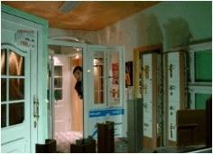 Ausstellung Blanke Bauelemente: Türen