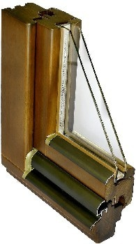 Neues Holzfenster-System IV68