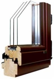 Holzfenster System IV78 - Profilansicht 3