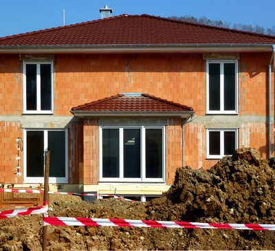 Neu Fenster im Neubau © Rainer Sturm PIXELIO www.pixelio.de